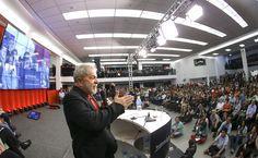 Ex-Pr Lula Memorial da Democracia 27