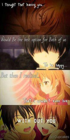 Anime = Golden Time