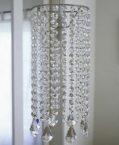 Crystal Chandelier 3 Tiers | Chandeliers, Cord and Hardware