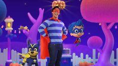 Halloween Dance, Nick Jr, Guppy, Kenny Chesney, Superhero, Party, Parties