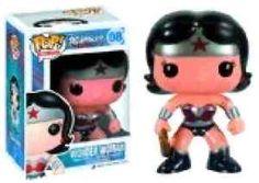 Funko The New 52 Version Pop Heroes Wonder Woman Vinyl Figure B00APPF5B4 | eBay