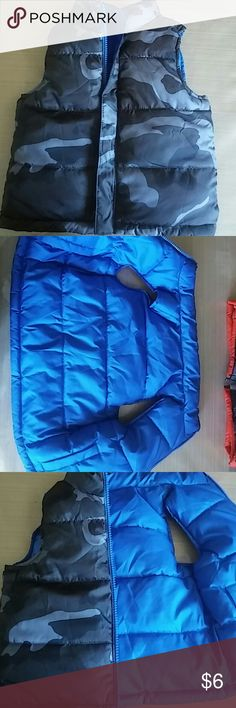 24month Reversible vest Used maybe 4times Other
