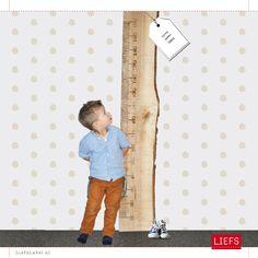 LiefsLiniaal ♡ Sam ♡ Maak ook je eigen meetlat! www.LiefsLabel.nl