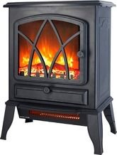 Warm Living Infrared Fireplace Stove Heater From Ocean State Job