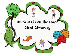 Classroom Freebies: Dr. Seuss is on the Loose!
