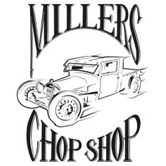 46 best millers chop shop images hot rods ford models ford 1953 Chevy Camaro millers chop shop 1929 model a truck 2 by yopedro t shirt art hot rods