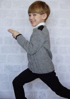 Sweterek dla chłopca hendy one
