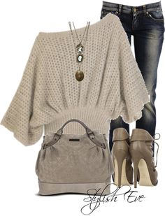 Off the shoulder sweater <3