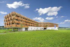 Hotel Falkensteiner Bad Leonfelden. Architecture by archisphere.
