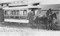 Pittsburgh & Allegheny Long Line horsecar No. 19. (Pennsylvania)