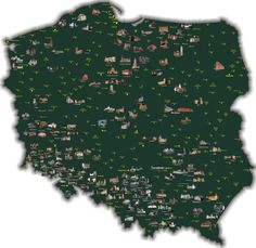 Poland History, Polish Language, Beautiful Castles, The Beautiful Country, Boho Shorts, Trivia, Maps, Geography, Pictures