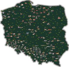 Zamki w Polsce - Klub Podróżników Śródziemie