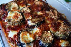 Melanzane Alla Parmigiana   Cozinha com tomates
