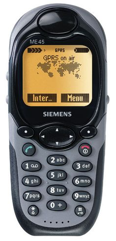 The Retro Siemens ME45 from 2001