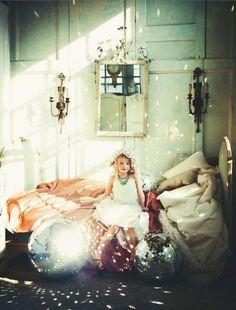 A magical bedroom