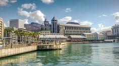 Caudan Waterfront by Shadil Eshanally on 500px