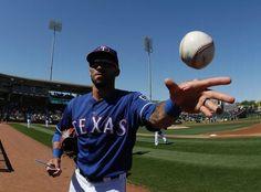 Ian Desmond, Texas Rangers