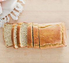 Recipe // Almond Flour + Flaxseed + Baking Soda + Salt + Eggs + Honey + EVOO + ACV