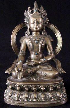 century, Tibet, buddha Ratnasambhava, bronze with turquoise inlay, private collection Buddha, East Asian Countries, Tibetan Art, Divine Mother, Shiva Shakti, Hindu Deities, Buddhist Art, Himalayan, Asian Art