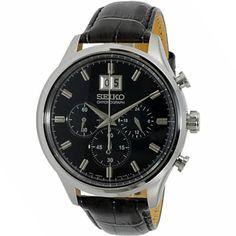 Amazon.co.jp: セイコー SEIKO クロノグラフ 腕時計 SPC083P2 メンズ [ 並行輸入品 ]: 腕時計通販