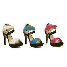 High fashion Summer Sandals in 3 Colors