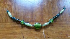 String of beads for smokr