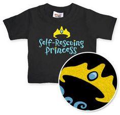 #ThinkGeek                #ThinkGeek                #Self-Rescuing #Princess #Kids                      Self-Rescuing Princess - Kids                                                 http://www.seapai.com/product.aspx?PID=1806177