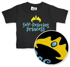 #ThinkGeek                #ThinkGeek                #Self-Rescuing #Princess #Kids                      Self-Rescuing Princess - Kids                                                 http://www.seapai.com/product.aspx?PID=1806177