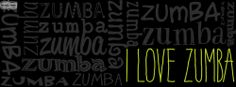 Zumba Facebook Timeline Cover | Neon | The Cutest Blog on the Block
