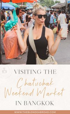 visiting chatuchak weekend market bangkok Chatuchak Market, Culture Travel, Thailand Travel, Bangkok, Travel Destinations, Traveling, The Incredibles, Marketing, Women