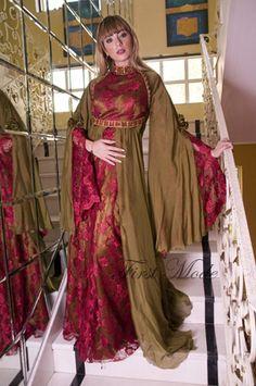 ♥ Arab mania ♥: First Mode evening, wedding dresses