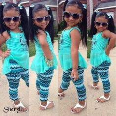Shy the diva❤ Cute Little Girls Outfits, Toddler Girl Outfits, Little Girl Dresses, Kids Outfits, Cute Kids Fashion, Little Girl Fashion, Toddler Fashion, Carters Baby Clothes, The Maxx