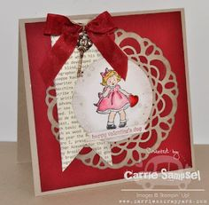 Stampin' Up! SU by Carrie Sampsel, Carrie's Scrapyard