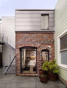 93 Sq. Ft. Laundry Room to Tiny House Conversion—This 93 sq. ft. laundry room has been professionally converted into quite an awesome tiny house by Azevedo Design Inc.