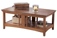 Ashley Furniture - something like this with some black metal scroll work!