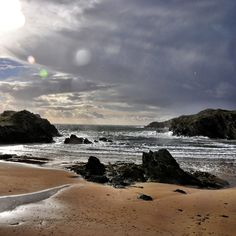 Anglesey beach
