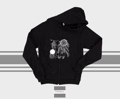 Boho Dreamcatcher Graphic Hoodie, Bohemian dream catcher Unisex Pull over hoodies, Zip hoodies, hoodies for men and women