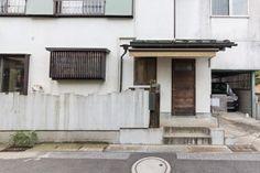 埼玉ののどかな住宅地に建つ。昭和レトロな雰囲気が懐かしい。