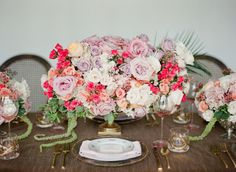 Event Planning: Merren Events - pinterest.com Event Planning + Design: Sapphire Events - http://www.stylemepretty.com/portfolio/sapphire-events Floral Design: Kim Starr Wise Floral Events - http://www.stylemepretty.com/portfolio/kim-starr-wise   Read More on SMP: http://www.stylemepretty.com/2015/11/14/pops-of-pretty-13/