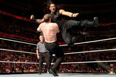 Clothesline Move Interesting Roman Reighns Photos  Now That You Know Who They Are Where Are Inspiration
