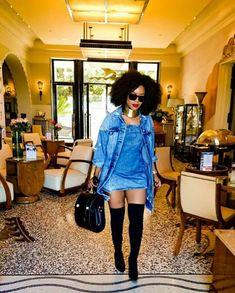 Nomzamo Mbatha Beautiful South African Women, Beautiful Ladies, Denim Fashion, Star Fashion, Chic Outfits, Fashion Outfits, Best Jeans, Black Women Fashion, African Fashion Dresses
