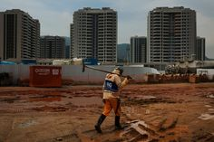 In Run-Up to Olympics, Rio's Property Market Already Looks Hung Over - The New York Times