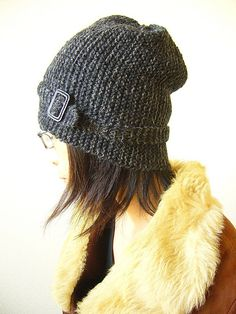 Ravelry: and HOW knit hat by Reiko Kuwamura - a super cute pattern! (all sales of this pattern go to Red Cross Japan until the end of March 2013)