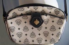 vtg 70s Jeanne Benet logo bag stew style by pinehaven2 on Etsy, $14.99