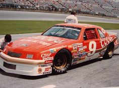 Bill Elliott #9 Coors Ford Thunderbird. This car was unbelievable!