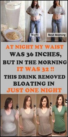 At night my waist was 36 inches, but in the Morning it was 32 ! This drink removed bloating… – MY FIT MAGAZINE - Detox Recipes Bloating Detox, Drinks For Bloating, Getting Rid Of Bloating, Full Body Detox, Chocolate Slim, Bloated Belly, Get Rid Of Bloated Stomach, Natural Detox, Natural Skin