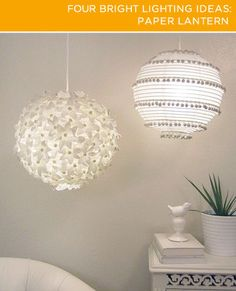 BrightNest | 2x4: Four Bright Lighting Ideas