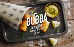 "Check out this @Behance project: ""Bubba - Handmade croquettes"" https://www.behance.net/gallery/43628487/Bubba-Handmade-croquettes"