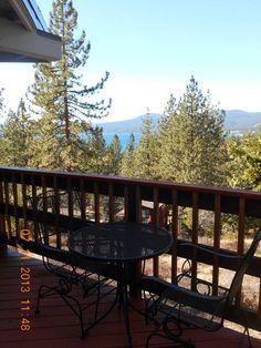 Kings Beach house rental $770 total for 4 days sleeps 8
