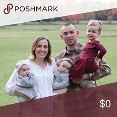 Meet your posher! Hello! I'm Holly, mom of 3, and everything in my closet is in brand new or like new condition unless clearly stated! I have always taken very good care of my clothes and have a bad habit of buying and then never wearing! I love offers and usually accept any reasonable ones! I ship same or next day (sales on Saturday will go out Monday). Other